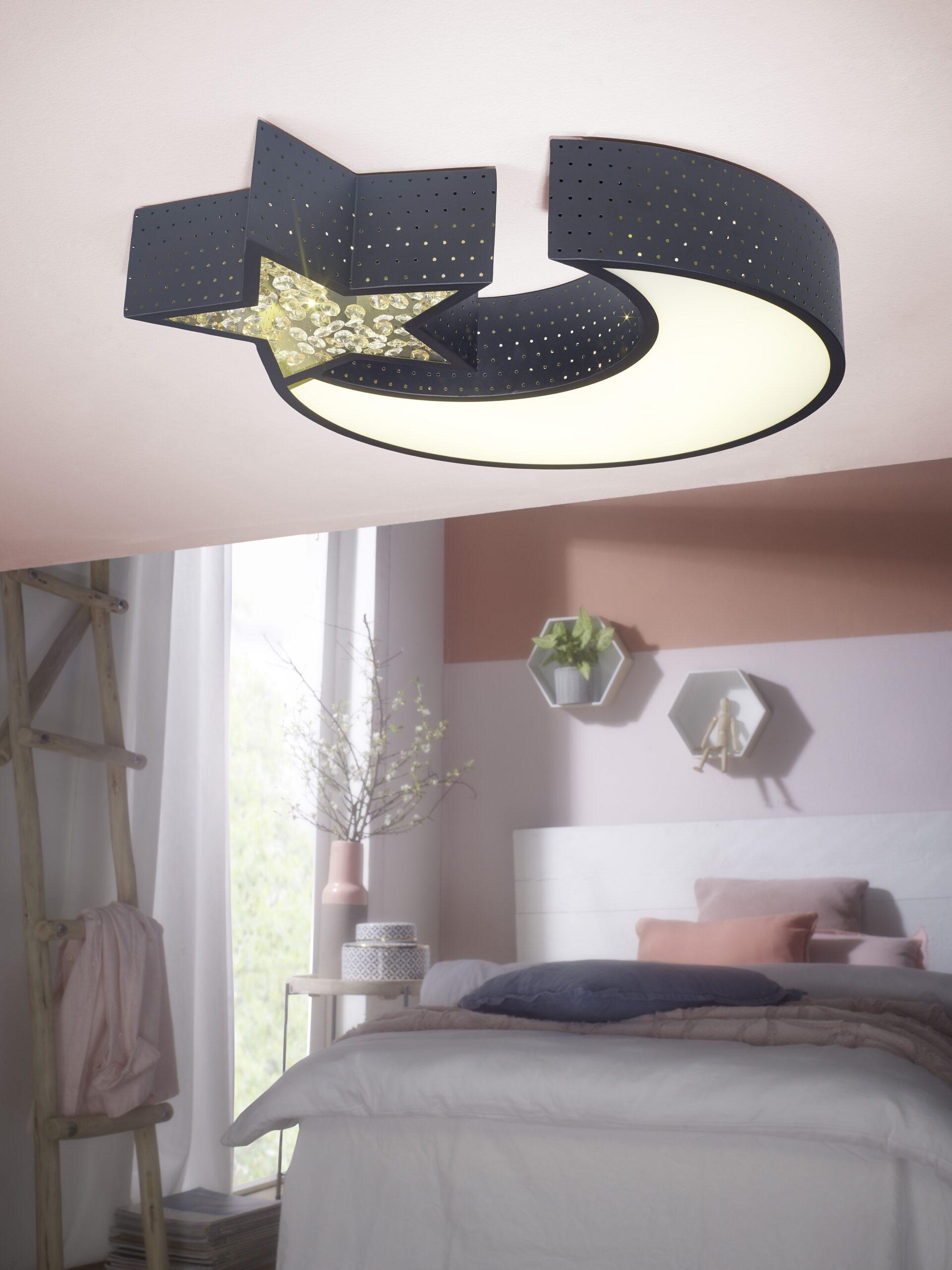 Full Size of Deckenlampe Schlafzimmer Modern Lampe Deckenleuchte Schwarz Komplett Poco Moderne Landhausküche Romantische Komplette Stuhl Für Regal Led Komplettes Gardinen Wohnzimmer Deckenlampe Schlafzimmer Modern