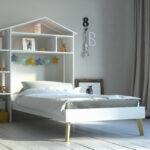 Kinderbett Stauraum Und Kopfteil Mit Home Miliboo Bett 140x200 160x200 200x200 Betten Wohnzimmer Kinderbett Stauraum