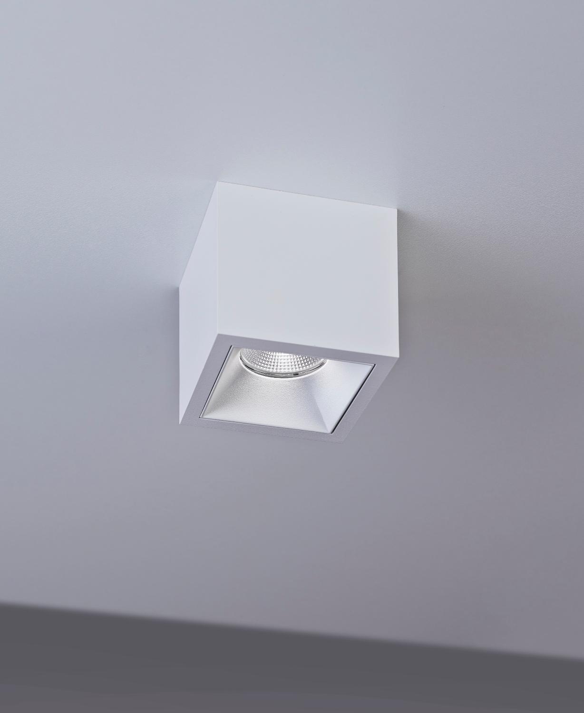 Full Size of Deckenleuchte Led Mini Light Cubic Ii Wei 2700k Schlafzimmer Badezimmer Leder Sofa Küche Bad Lampen Deckenleuchten Braun Beleuchtung Kunstleder Weiß Wohnzimmer Deckenleuchte Led
