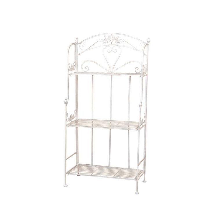 Medium Size of Regalwürfel Metall Regal Nastasia In Creme Wei Aus Pharao24de Bett Regale Weiß Wohnzimmer Regalwürfel Metall