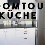 Roomtour Kche Ikea Aufbewahrung Filiz Youtube Betten Bei Küche Mit Kochinsel Sofa Schlaffunktion Kaufen 160x200 Miniküche L Modulküche Kosten Wohnzimmer Ikea Kochinsel