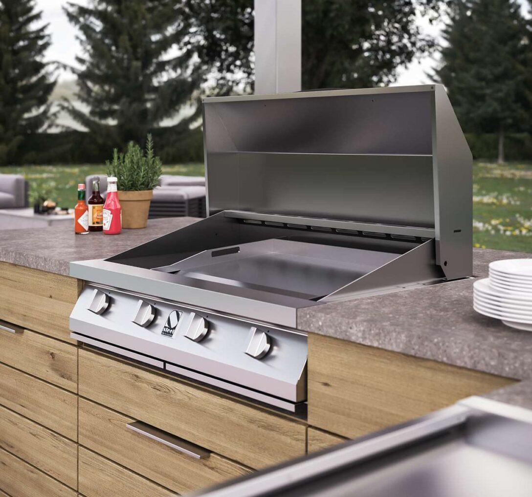 Large Size of Outdoor Kche Tipps Fr Das Kochen Im Sonnenschein Mobile Küche Wohnzimmer Mobile Outdoorküche