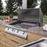 Outdoor Kche Tipps Fr Das Kochen Im Sonnenschein Mobile Küche Wohnzimmer Mobile Outdoorküche