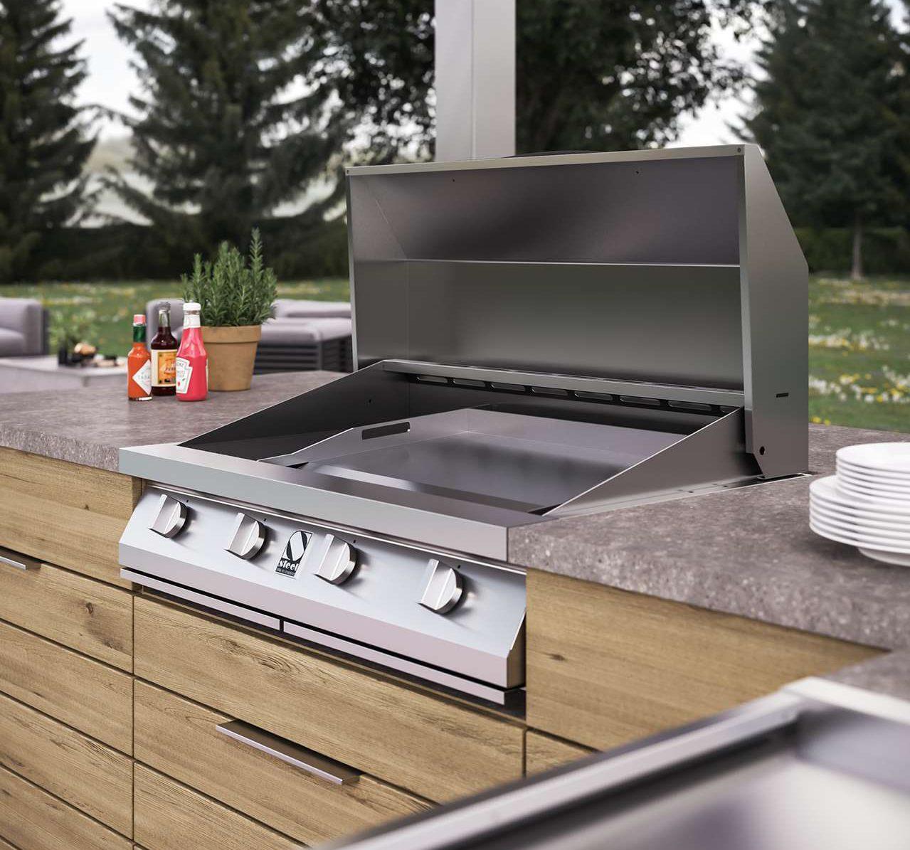 Full Size of Outdoor Kche Tipps Fr Das Kochen Im Sonnenschein Mobile Küche Wohnzimmer Mobile Outdoorküche
