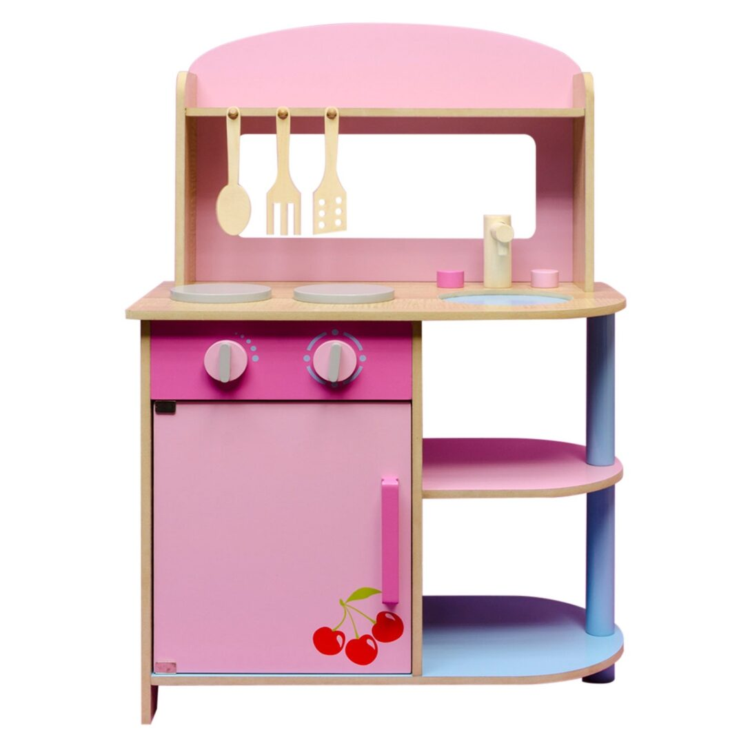 Large Size of Van Manen Kinderkche Spielkche Aus Holz Mit 3 Kchenhelfer Kinder Spielküche Wohnzimmer Spielküche