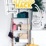 Ikea Hacks Aufbewahrung Wohnzimmer Ikea Hyllis Hack Meine Diy Taschen Aufbewahrung Im Ankleideraum Aufbewahrungsbox Garten Küche Kosten Sofa Mit Schlaffunktion Kaufen Aufbewahrungsbehälter