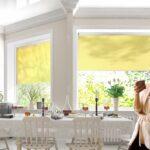 Neuen Minirollos Von Rollo Rieper Kleine Kassetten Zum Kleben Raffrollo Küche Wohnzimmer Raffrollo Küchenfenster