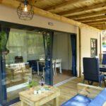 Campingplatz Estivio Premium Mobile Homes Italien Cavallino Küche Arbeitsplatte Günstige Mit E Geräten Sideboard Landhausstil Holzbrett Teppich Für Wohnzimmer Mobile Küche Camping