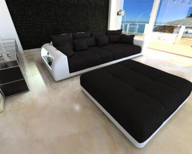 Big Sofa L Form Wohnzimmer Bigsofa Miami Schwarz Weiss Vadano Sofas Bei Amazon Big Sofa L Stehlampe Wohnzimmer Bett Ausstellungsstück Liege Benz Verkaufen Pool Im Garten Bauen