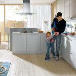 Küche Zweifarbig Wohnzimmer Küche Zweifarbig Einbaukchen Von Global Kchenstudio Lneburg Wasserhahn Wandanschluss Kleine Einrichten Planen Sideboard Mit Arbeitsplatte Grillplatte Bauen