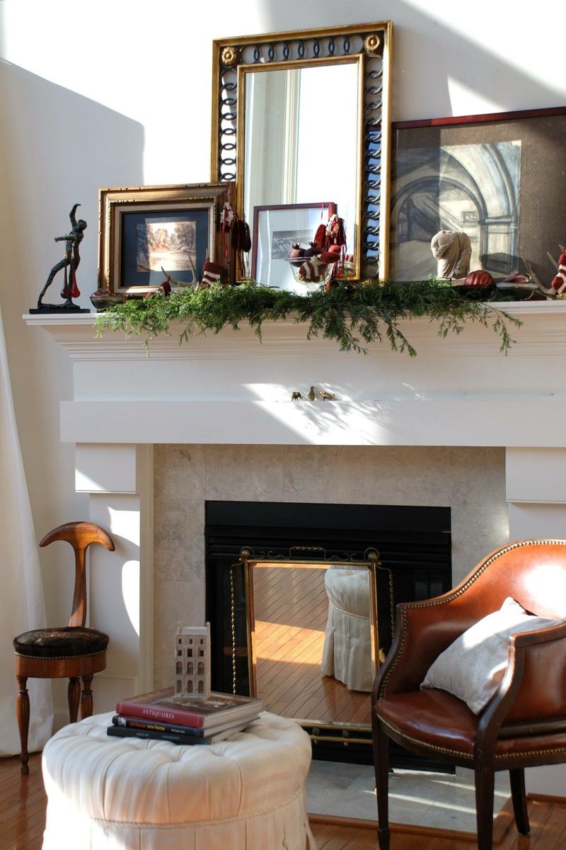 Full Size of Dekorationsideen Wohnzimmer 45 Kamin Deko Ideen So Knnen Sie Den Kaminsims Kreativ Dekorieren Liege Vorhänge Stehlampe Gardinen Deckenleuchte Led Beleuchtung Wohnzimmer Dekorationsideen Wohnzimmer