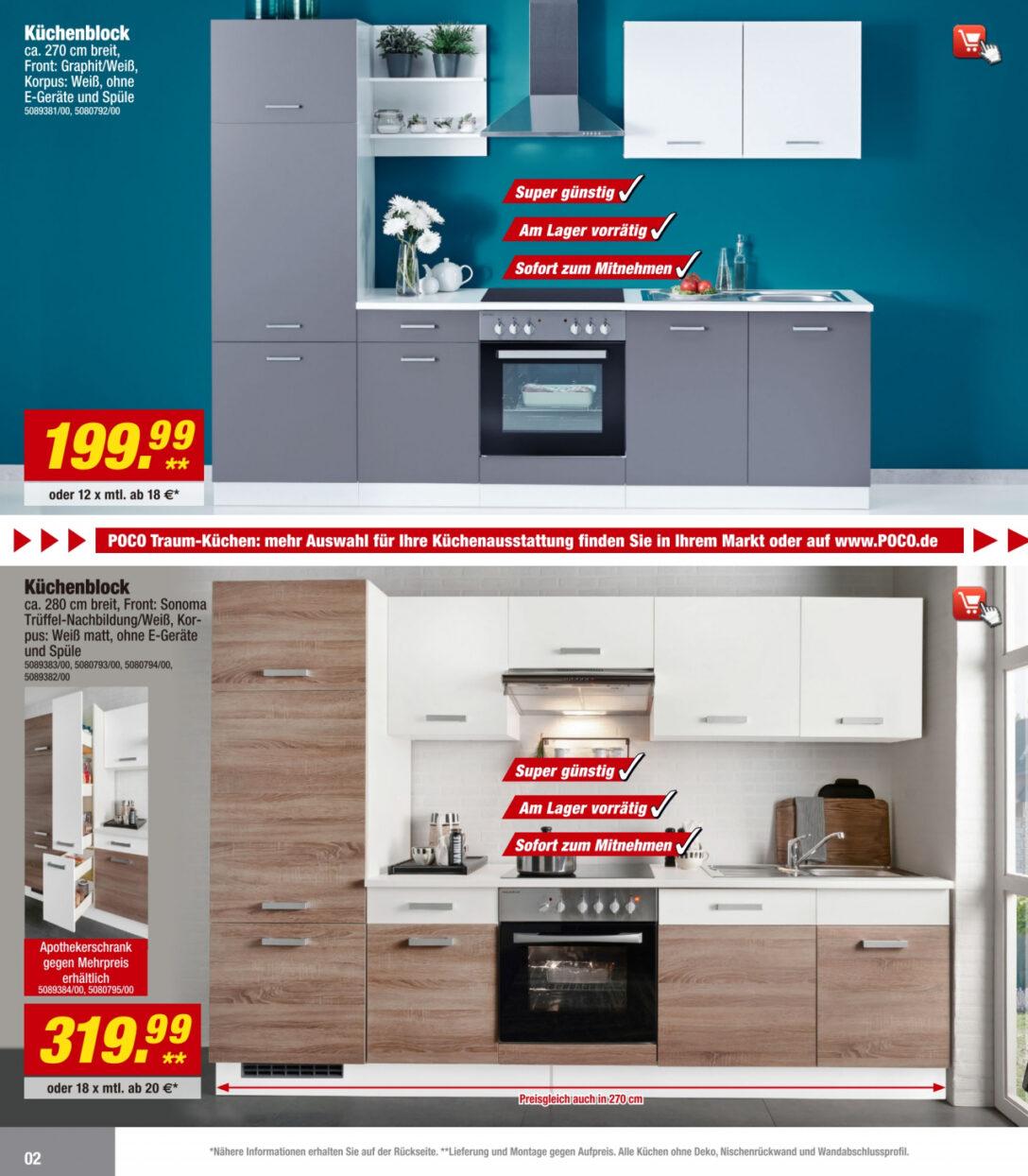 Large Size of Poco Kchen Journal Vom 04 01 2020 Kupinode Bett Big Sofa Schlafzimmer Komplett 140x200 Betten Küche Wohnzimmer Küchenzeile Poco