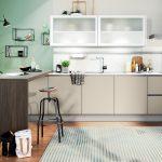 Moderne Einbaukche Classica 1240 Kaschmir Kchenquelle Küchen Regal Wohnzimmer Küchen Quelle