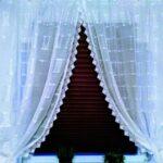 Gardinen Nähen Wohnzimmer Diy Gardine Im Landhausstil Nhen Zuschneiden Gardinen Für Küche Wohnzimmer Schlafzimmer Scheibengardinen Fenster Die