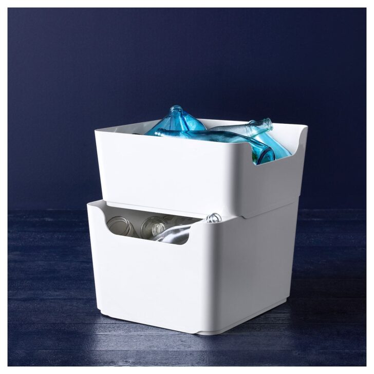 Medium Size of Pluggis Behlter Fr Abfalltrennung Wei Ikea Sterreich In Küche Kaufen Miniküche Kosten Doppel Mülleimer Einbau Betten 160x200 Modulküche Bei Sofa Mit Wohnzimmer Auszug Mülleimer Ikea