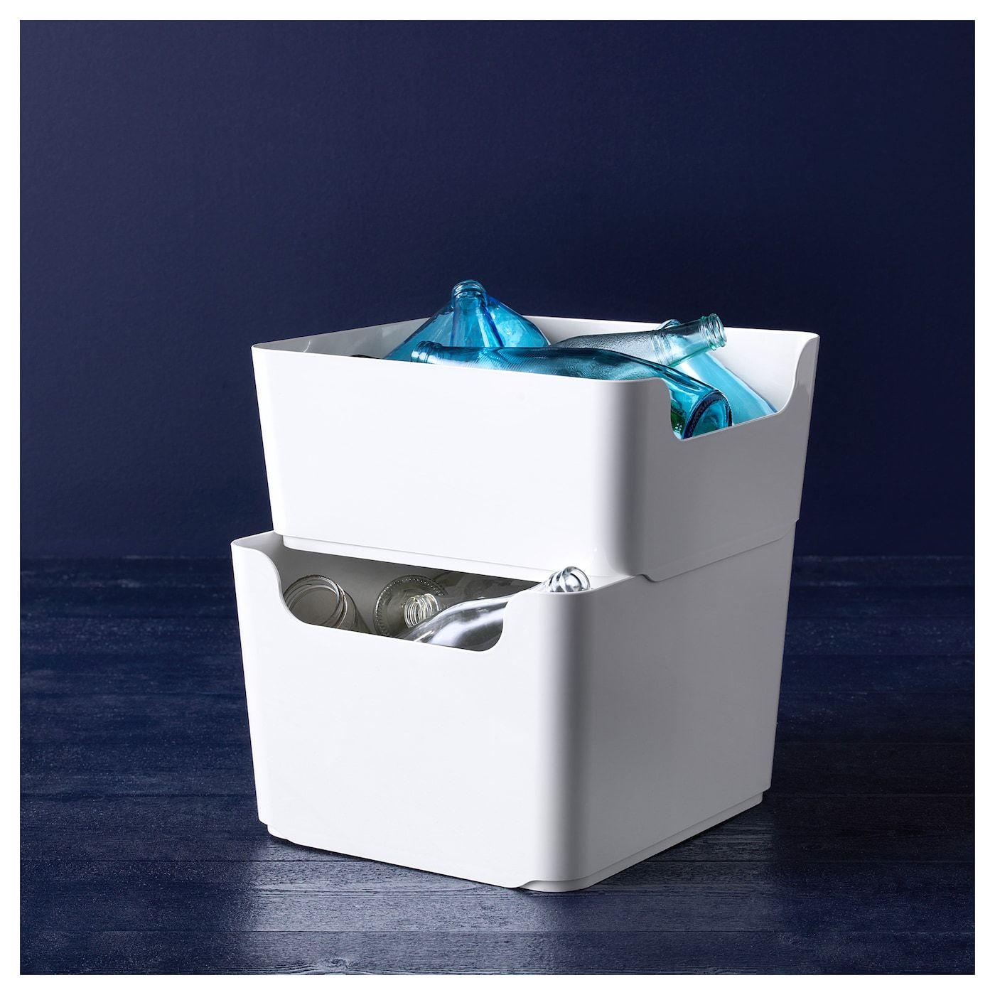 Full Size of Pluggis Behlter Fr Abfalltrennung Wei Ikea Sterreich In Küche Kaufen Miniküche Kosten Doppel Mülleimer Einbau Betten 160x200 Modulküche Bei Sofa Mit Wohnzimmer Auszug Mülleimer Ikea