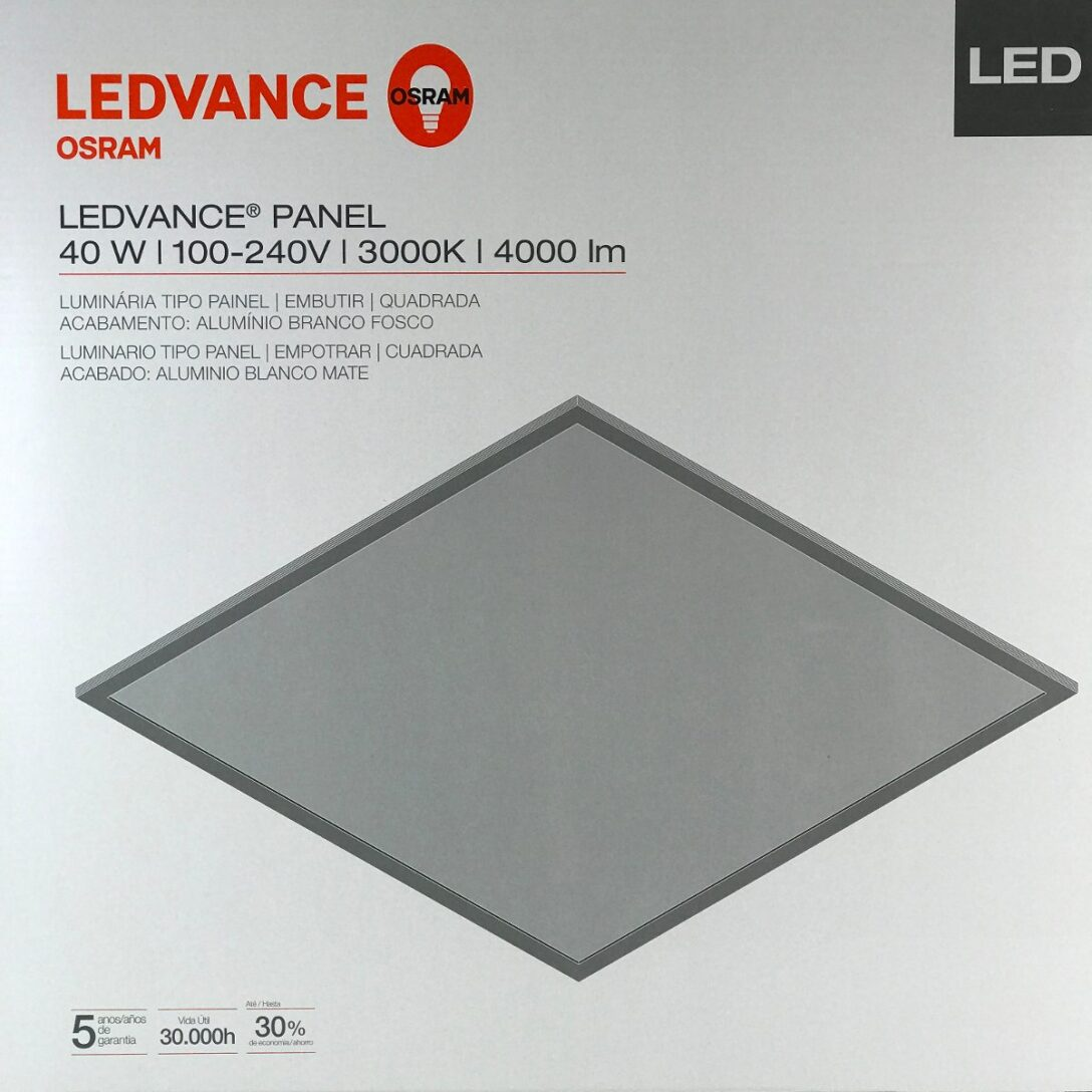 Large Size of Osram Led Panel 32w (1200 X 300mm) 600x600 Light 60x60 List Planon Pure 300x600mm Frameless 600x600mm Plus 60x30cm (600 600mm) Surface Mount Kit Ledvance 40w Wohnzimmer Osram Led Panel