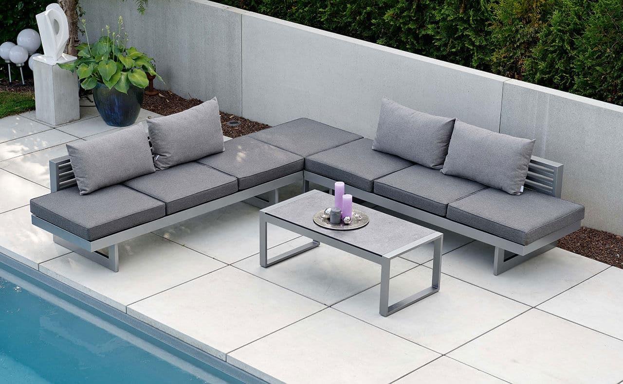 Full Size of Garten Loungemöbel Alu Fenster Günstig Aluminium Verbundplatte Küche Holz Aluplast Preise Wohnzimmer Loungemöbel Alu