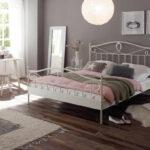 Metallbett 100x200 Hasena Romantic Lurano Bett Betten Weiß Wohnzimmer Metallbett 100x200