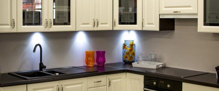 Medium Size of Strahler Küche 5 Tipps Fr Ideale Kchenbeleuchtung Mit Tresen Spülbecken Beistellregal Moderne Landhausküche Schwingtür Büroküche Kaufen Günstig Wohnzimmer Strahler Küche