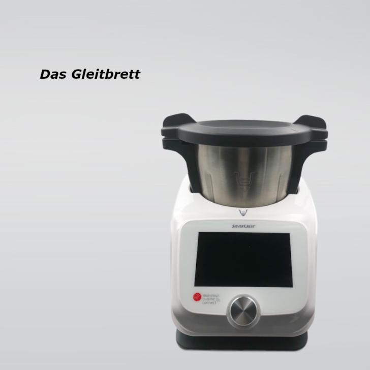 Medium Size of Gleitbrett Fr Silvercrest Monsieur Cuisine Connect Lidl Küchen Regal Wohnzimmer Lidl Küchen