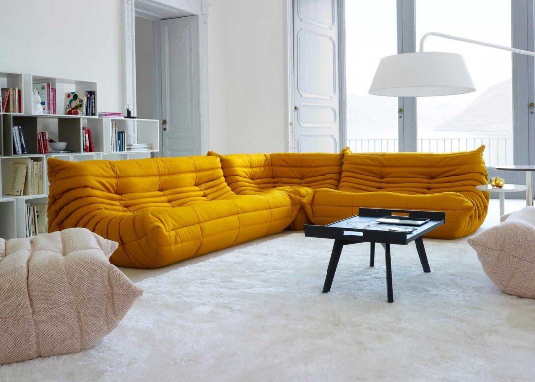 Large Size of Ligne Roset Togo Modular Corner Sofa Complete Heals Wohnzimmer Ligne Roset Togo