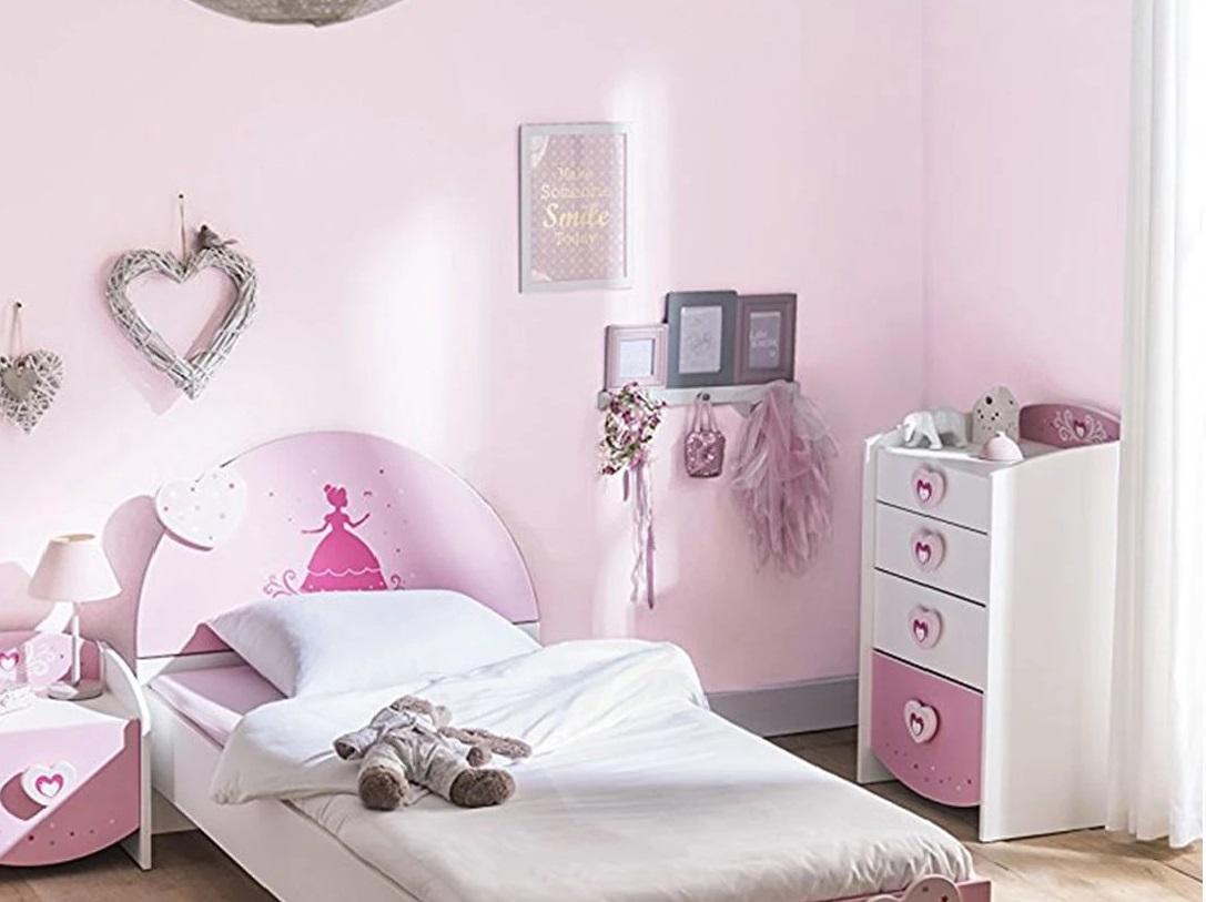 Full Size of Kinderbett Mädchen 90x200 Bett Mit Lattenrost Und Matratze Weiß Schubladen Betten Weißes Bettkasten Kiefer Wohnzimmer Kinderbett Mädchen 90x200
