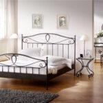 Metallbett 100x200 Hasena Romantic Lurano Bett Weiß Betten Wohnzimmer Metallbett 100x200
