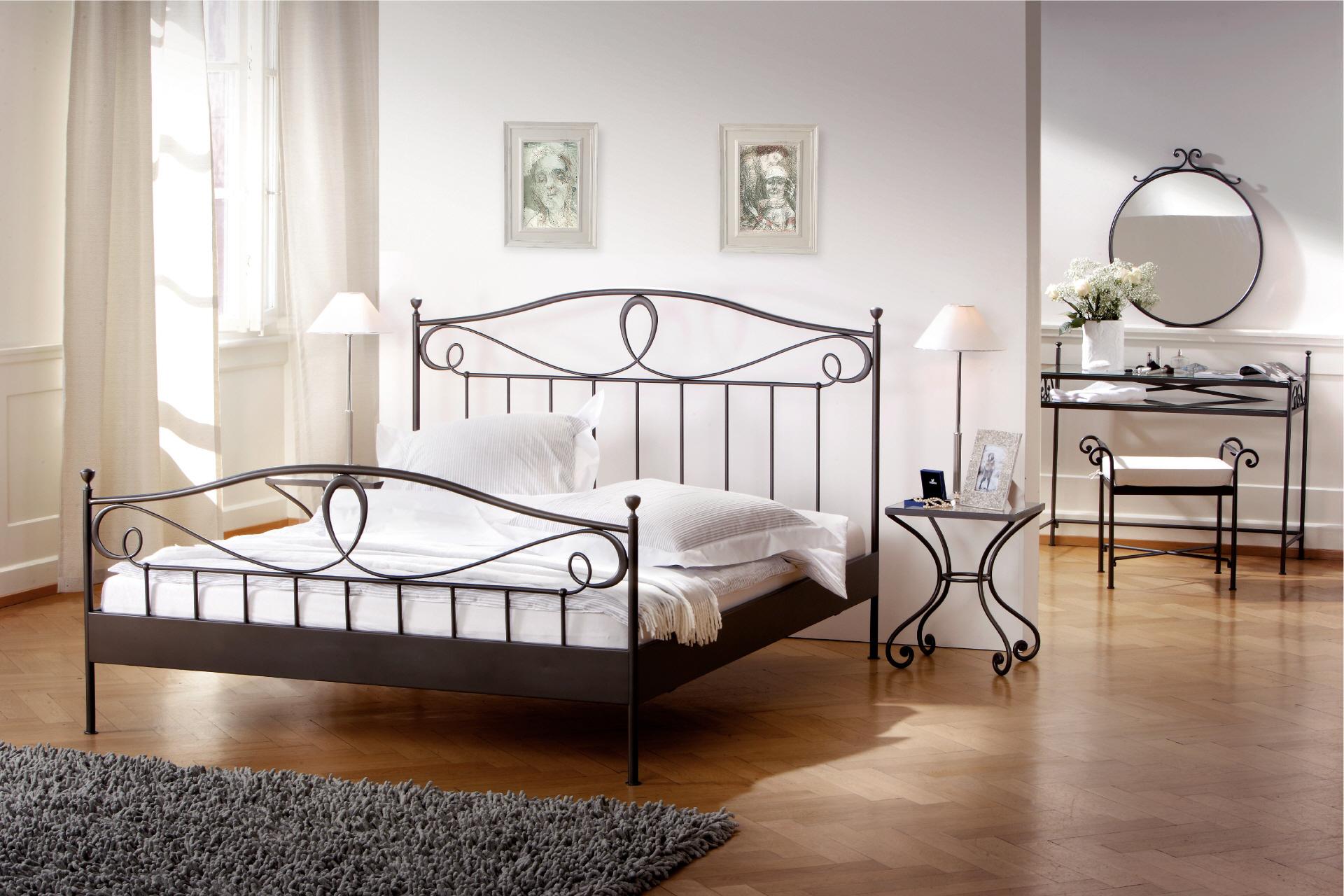 Full Size of Metallbett 100x200 Hasena Romantic Lurano Bett Weiß Betten Wohnzimmer Metallbett 100x200