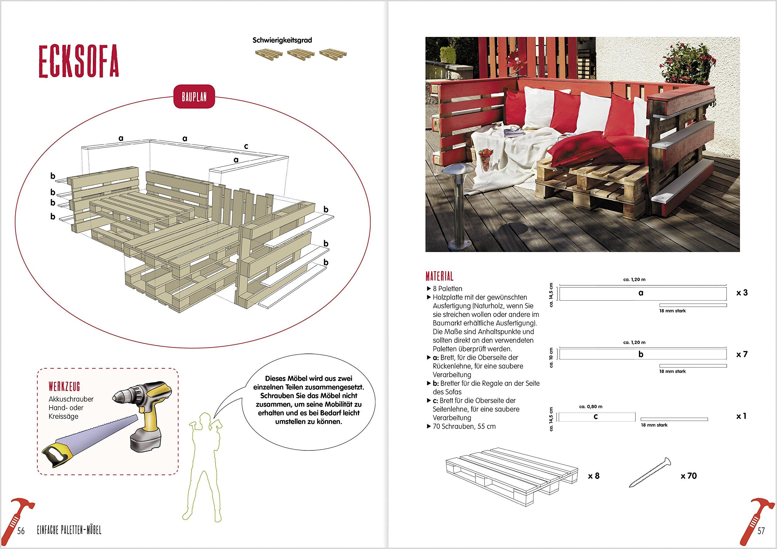 Full Size of Bauanleitung Bauplan Palettenbett Einfache Paletten Mbel Bauen 18 Schritt Fr Anleitungen Wohnzimmer Bauanleitung Bauplan Palettenbett