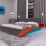 Thumbnail Size of Bett Wei 90x200 Mit Schubladen Metallbett 180x200 100x200 Weiß Betten Wohnzimmer Metallbett 100x200