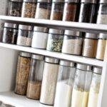 Küchen Aufbewahrungsbehälter Wohnzimmer Küchen Aufbewahrungsbehälter Vorratsschrank Organisieren Speisekammer Regal Küche