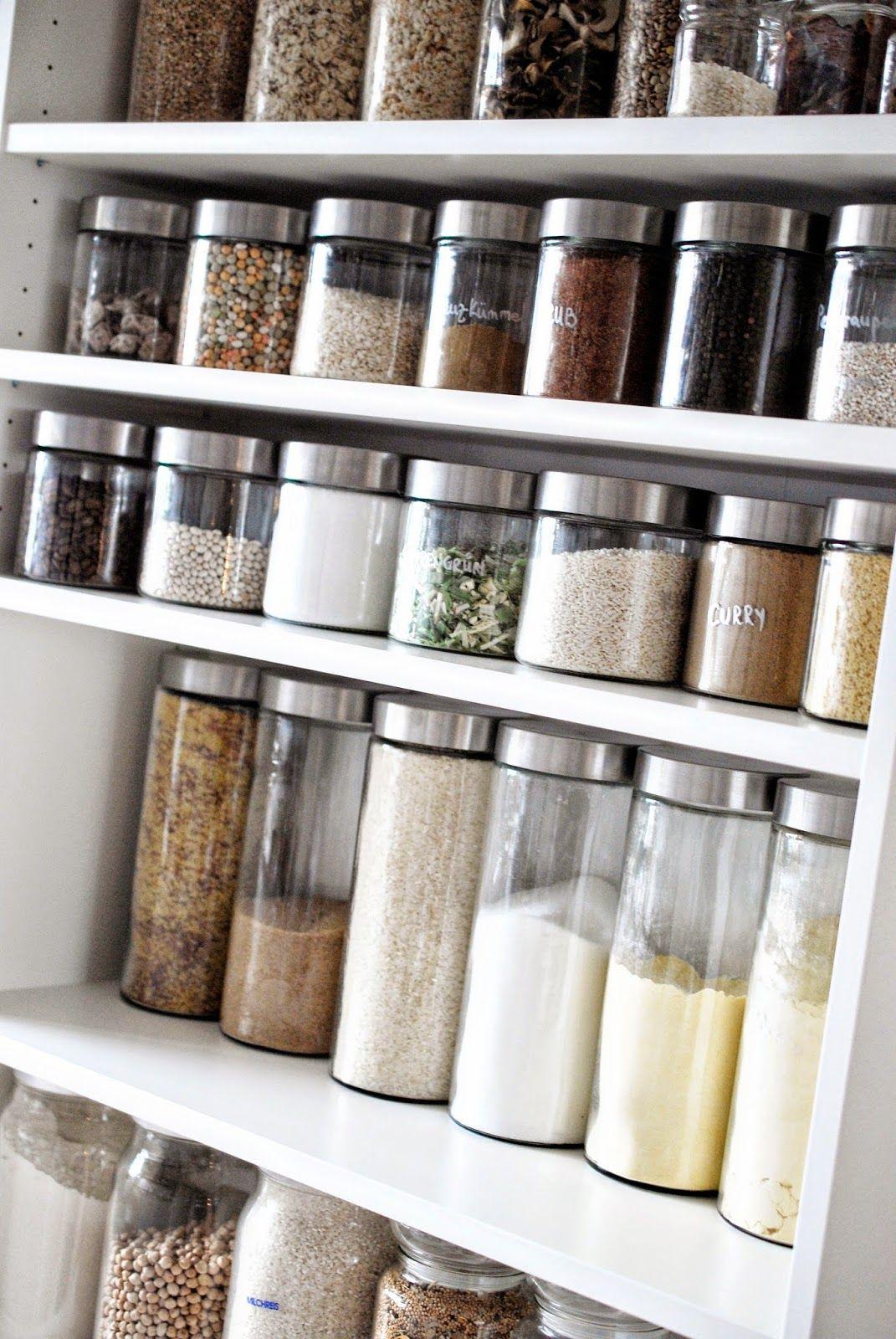 Full Size of Küchen Aufbewahrungsbehälter Vorratsschrank Organisieren Speisekammer Regal Küche Wohnzimmer Küchen Aufbewahrungsbehälter