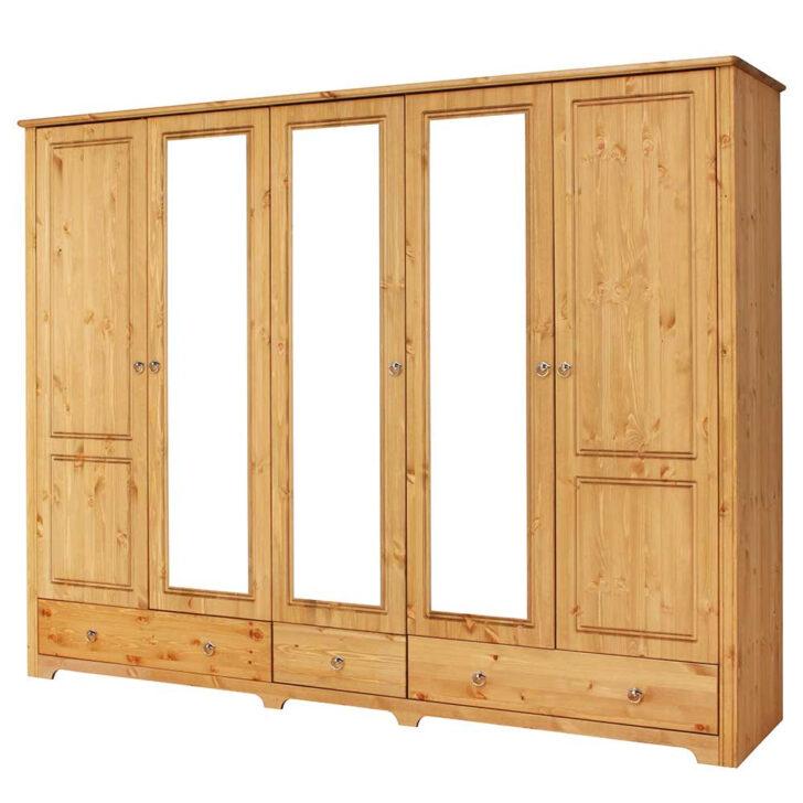 Medium Size of Schlafzimmerschränke Groer Schlafzimmerschrank In Natur Kiefernholz Gelt 245x191x59 Wohnzimmer Schlafzimmerschränke