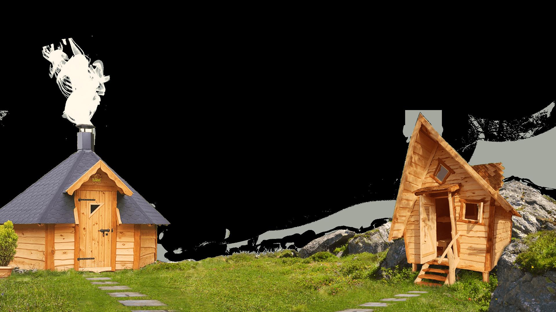 Full Size of Zauberhafte Sauna Und Holzhtten Wie Im Mrchenwald Bett Mit Hohem Kopfteil Schubladen 160x200 90x200 Weiß Betten Stauraum Mitarbeitergespräche Führen Wohnzimmer Gartensauna Mit Holzofen
