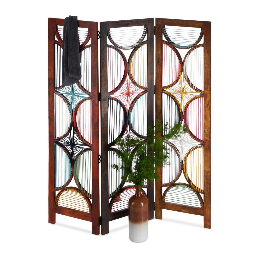 Large Size of Trennwand Spanische Wand Raumtrenner Paravent Bambus 4 Teilig 180 Garten Bett Wohnzimmer Paravent Bambus