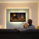 Wohnzimmer Led Wohnzimmer Wohnzimmer Led Mit Wohnzimmerleuchten Dimmbar Spots Wieviel Watt Lampe Ebay Fernbedienung Planen Beleuchtung Leiste Amazon Streifen Indirekte Braun