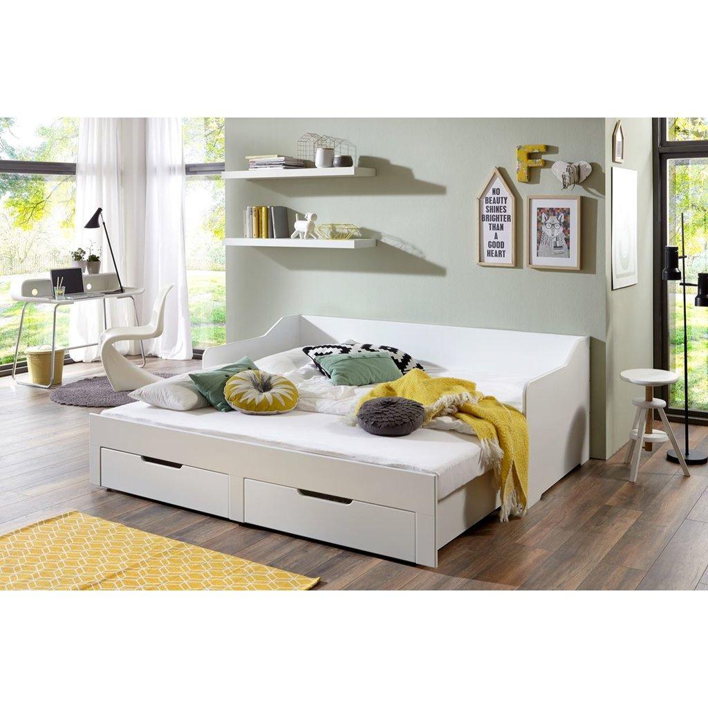 Full Size of Bett Ausziehbar Gleiche Ebene Ikea Ausziehbares Doppel Ausziehbett Bambus Metall Mdchen Somnus Weiße Betten 120x200 Mit Bettkasten Rückenlehne Ebenerdige Wohnzimmer Bett Ausziehbar Gleiche Ebene