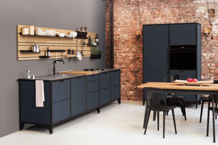 Medium Size of Freistehende Küchen Regal Küche Wohnzimmer Freistehende Küchen