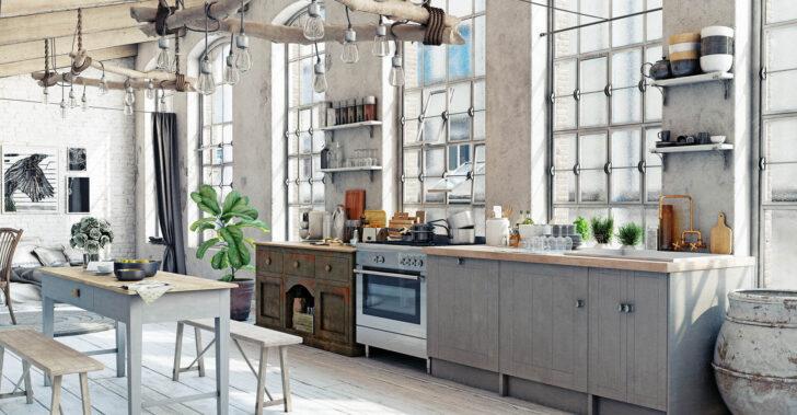 Medium Size of Küche Shabby Tapete Kaufen Günstig Müllsystem Hochglanz Ausstellungsküche Wandtattoos Einbauküche Ohne Kühlschrank Vorratsdosen Mit Kochinsel Finanzieren Wohnzimmer Küche Shabby