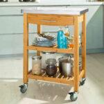 Sobuy Servierwagen Outdoor Küche Edelstahl Edelstahlküche Gebraucht Garten Wohnzimmer Küchenwagen Edelstahl