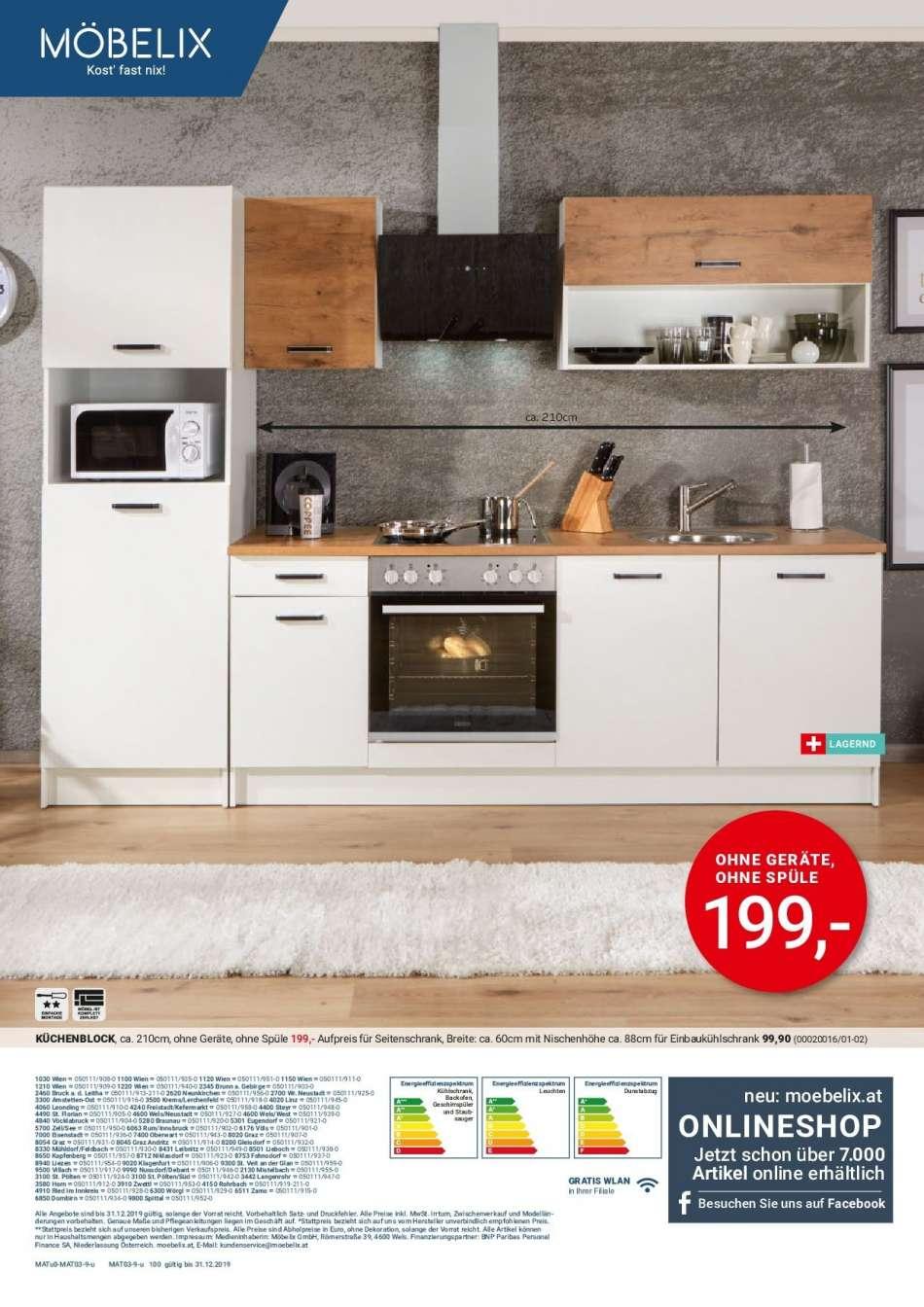 Full Size of Küchen Regal Wohnzimmer Möbelix Küchen
