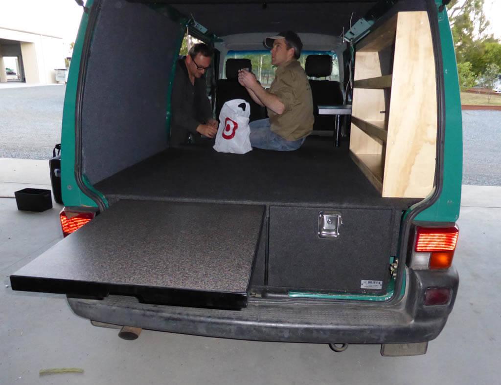 Full Size of Ausziehbett Camper Unser Zuhause Auf Vier Rdern Lori Bett Mit Wohnzimmer Ausziehbett Camper