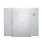 Neuheit 2017 Schrankkche Aus Metall Limatec Agch Modulküche Ikea Küche Kosten Miniküche Betten Bei 160x200 Sofa Mit Schlaffunktion Kaufen Wohnzimmer Schrankküchen Ikea