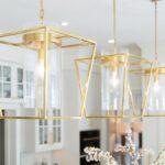 Lampe über Kochinsel Wohnzimmer Lampe über Kochinsel Brushed Gold Pendant Lights Above Kitchen Island Pendelleuchte überwurf Sofa L Küche Mit Wohnzimmer Tischlampe Led Lampen Schlafzimmer