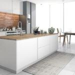 Fliesen Küche Oder Parkett Miniküche Pantryküche Mit Kühlschrank Einbau Mülleimer Abfalleimer Deckenleuchte Amerikanische Kaufen Einbauküche Wohnzimmer Fliesen Küche