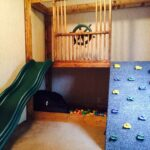 20 Diy Kids Playhouse Design Ideas For Indoor And Outdoor Klettergerüst Garten Wohnzimmer Klettergerüst Indoor Diy