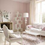 Wandfarbe Rosa Schlafzimmer Moebel In Weiss Und Zartrosa Küche Wohnzimmer Wandfarbe Rosa