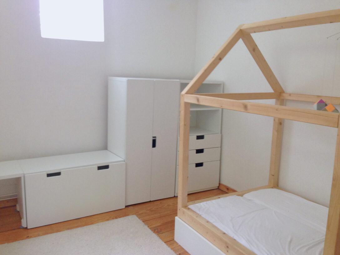 Large Size of Hausbett Anleitung Diy Kleine Geschichten Wohnzimmer Kinderbett Diy