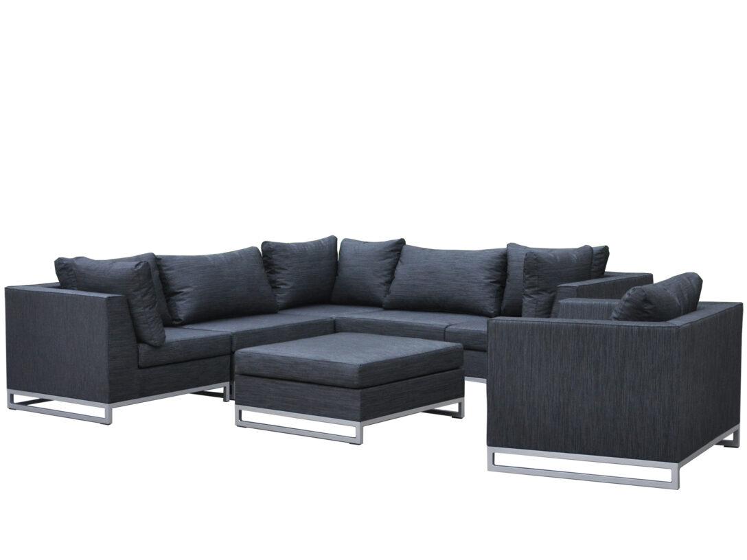 Large Size of Outdoor Lounge Hocker Tisch Legian Textilene Aluminium Sofa Blau Rundes München Günstige Chesterfield Gebraucht Mit Verstellbarer Sitztiefe Alternatives Xora Wohnzimmer Wetterfest Outdoor Sofa
